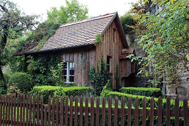 dom miniatura